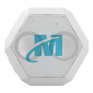 Bluetoothのスピーカー ホワイトブルートゥーススピーカー