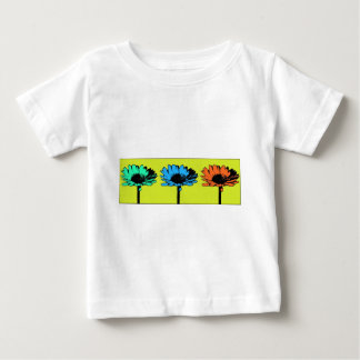 blumendrei2 ベビーTシャツ