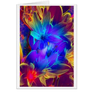 Blumengruß カード