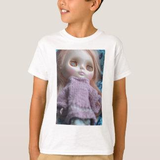 Blytheの私の人形およびセーター Tシャツ