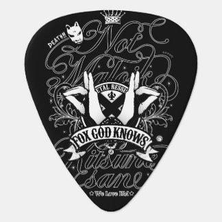 BM (Blkのver。)へのすべての私の愛 ギターピック