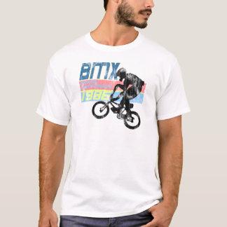 BMC選手権1986年の擦り切れたな一見 Tシャツ