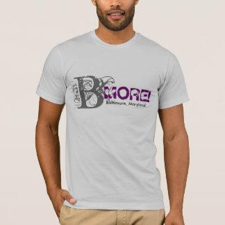 BMORE Tシャツ