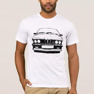 BMW e24 M6のTシャツ Tシャツ