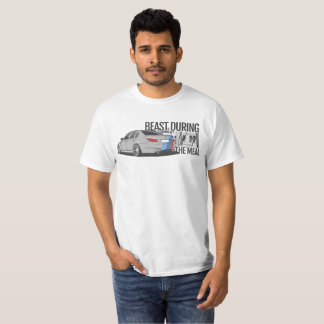 BMW e60 M5 - CarCorner Tシャツ