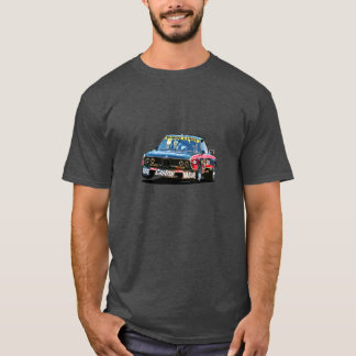 BMW E9 CSLのグループ2ルイージCastrol Tシャツ