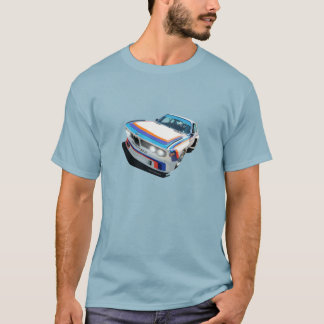 BMW E9 CSL (BMWのMotorsport) Tシャツ