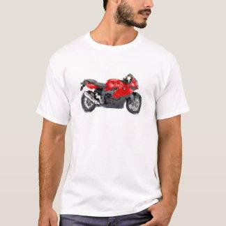 BMW K 1300Sの手塗りの芸術のブラシのテンプレート Tシャツ