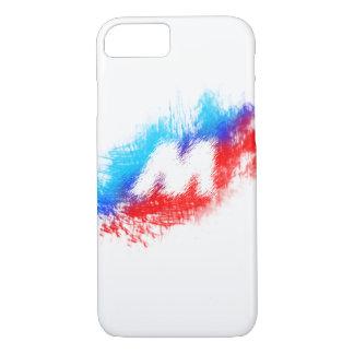 BMW M力のロゴのiPhone 7の懸命の場合 iPhone 8/7ケース