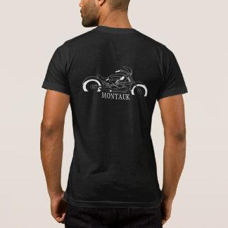BMW R1200C Montaukのワイシャツ(暗い) Tシャツ