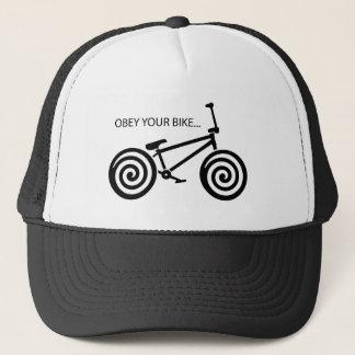BMXに従って下さい キャップ