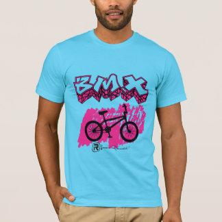 BMXのピンク Tシャツ