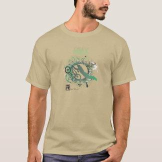 BMXのフリースタイル Tシャツ