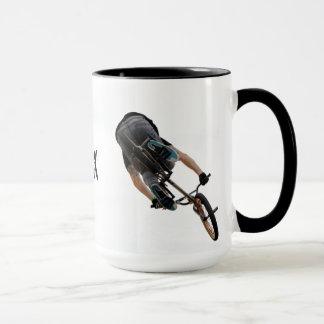 BMXのマグ3の版権カレンJウィリアムス マグカップ