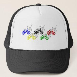 BMXのライダーのbicyleのサイクリングのダートトラックのサイクリスト キャップ