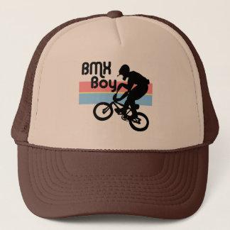 BMXの男の子/BMXの女の子 キャップ