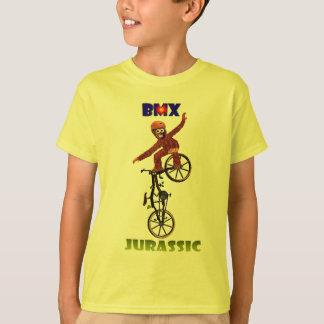 BMXイギリス(ジュラ紀の霊長目) Tシャツ