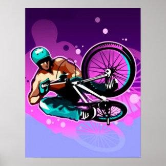 BMXポスター ポスター