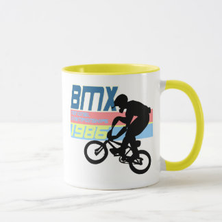 BMX選手権1986年 マグカップ