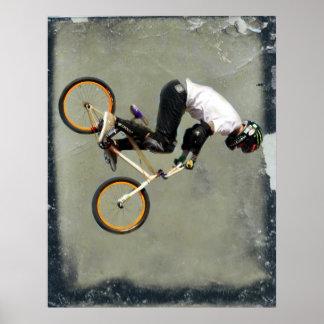 BMX10の版権カレンJウィリアムス ポスター