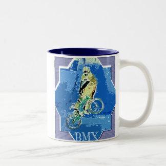 BMX ツートーンマグカップ