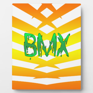 Bmx フォトプラーク