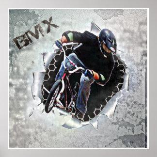 BMX 17の版権カレンJウィリアムス ポスター