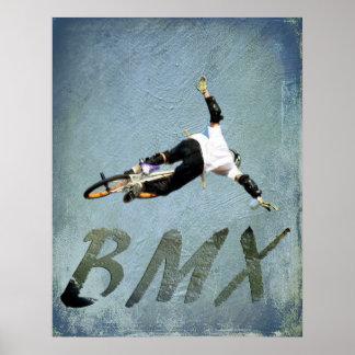 BMX 9の版権カレンJウィリアムス ポスター
