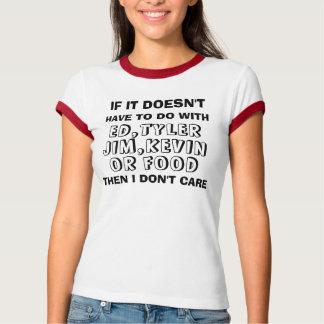 BnL優先順位 Tシャツ