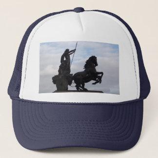Boadiceaの彫像の帽子 キャップ