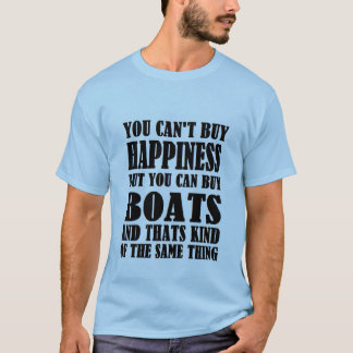 boats=happiness tシャツ