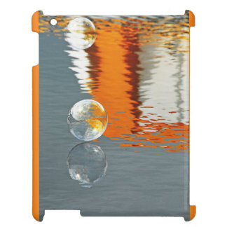 Boatyardの泡反射 iPad Case