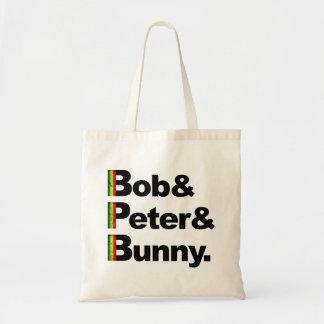 Bob&Peter&Bunny トートバッグ