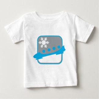 Bobsleigh_dd.png ベビーTシャツ