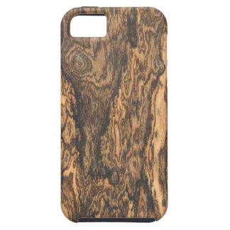 Bocote (木)の終わりのiPhone 5の場合 iPhone 5 Cover