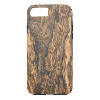 Bocote (木)の終わりのiPhone 7の場合 iPhone 8/7ケース