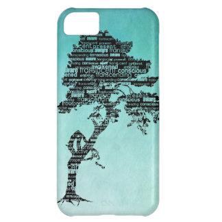 Bodhiの木のiPhone 5の場合 iPhone5Cケース