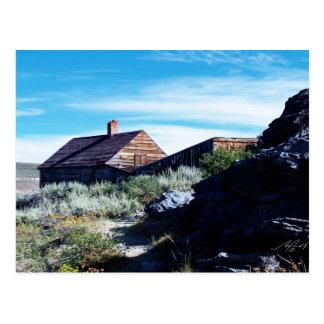 Bodieの小屋の郵便はがき ポストカード