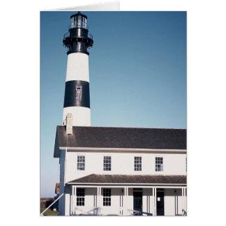 Bodieの島の灯台 カード