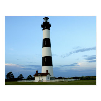 Bodieの島の灯台 ポストカード