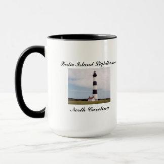 Bodieの島の灯台 マグカップ