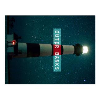 Bodieの島ライト ポストカード