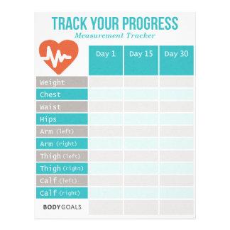 Body Measurement Tracker レターヘッド