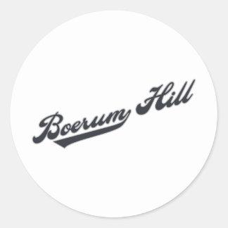 Boerumの丘 ラウンドシール