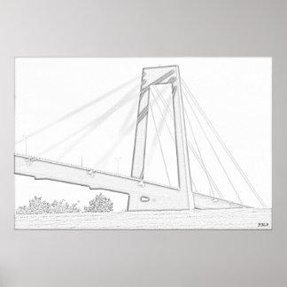 Boggs丈夫な橋 ポスター