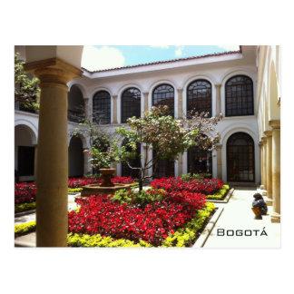 Bogotá ポストカード