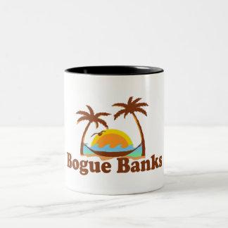 Bogue銀行 ツートーンマグカップ