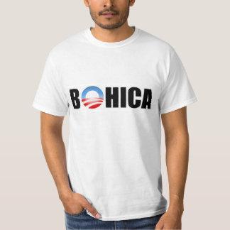 Bohicaのアンチオバマ Tシャツ