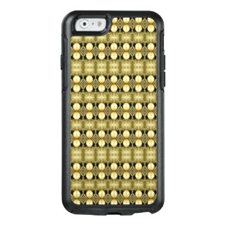 Bohoのイエロー・ゴールドのジプシーの硬貨のボヘミア人の声明 オッターボックスiPhone 6/6sケース