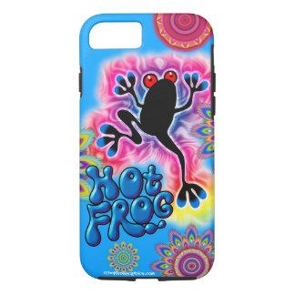 Bohoのカエルの波の夏のlovinのiPhone 7の場合 iPhone 8/7ケース